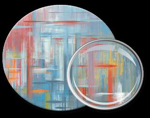 Studio Artist Features - Computer Generated Abstract Art