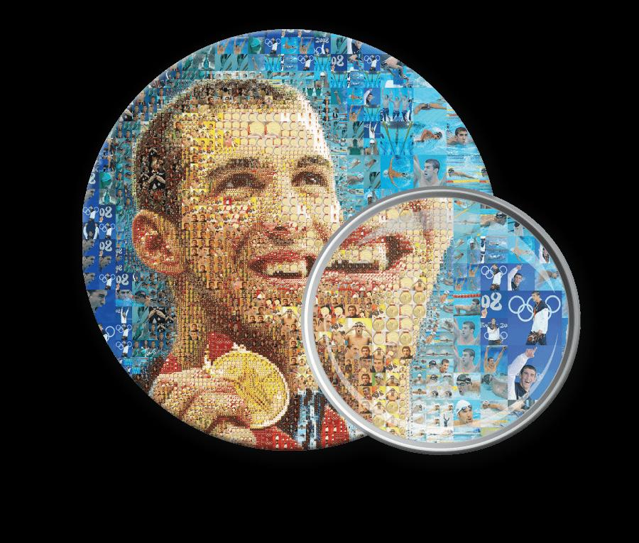 Studio Artist Features - Automatic Mosaic Art