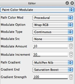 Paint Color Modulate