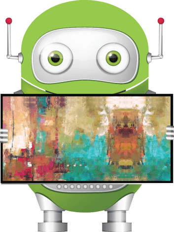 Synthetik Software Robot Painting
