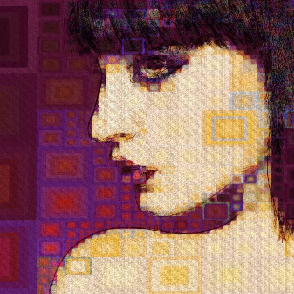 Mosaic Banded 1280x1280