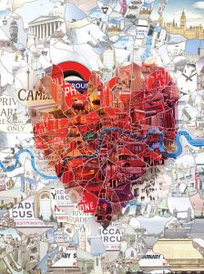 London The Capital of Romance