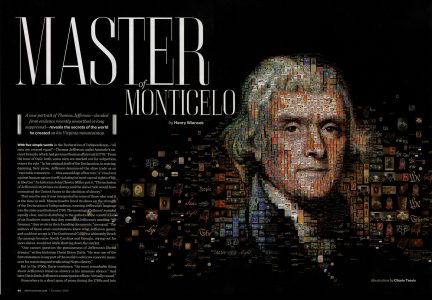 Unmasking Thomas Jefferson Dark