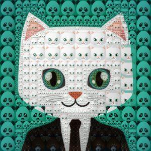 Cat Head2