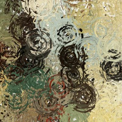 Abstract Swirls Palettized